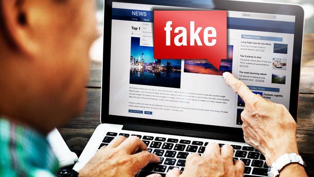 """EU: Kampf gegen Flut von """"Fake News"""" im Netz (Bild: thinkstockphotos.de)"""