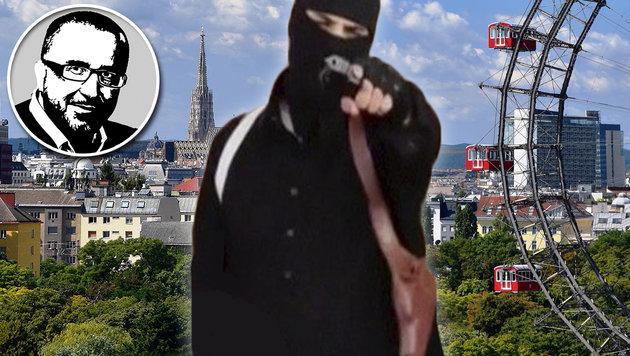 Machen Wertekurse für Islamisten wirklich Sinn? (Bild: YouTube.com, thinkstockphotos.de)