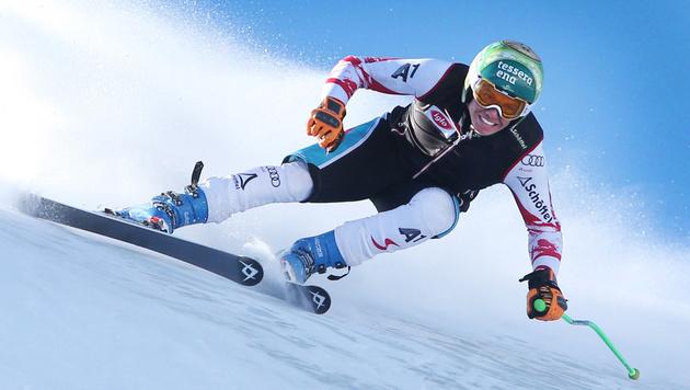 Markus Salcher holt Abfahrts-Gold bei Para-Ski-WM (Bild: GEPA)