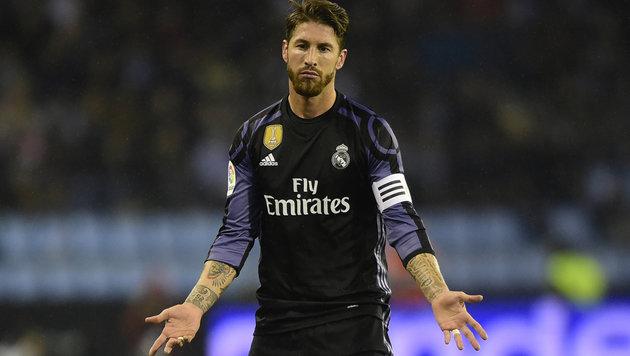 """Real Madrid """"fliegt"""" blamabel aus der Copa del Rey (Bild: AFP)"""