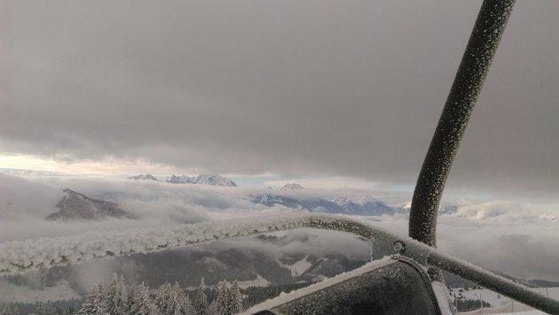 Skigebiet Gaißau (Bild: Maria Kernberger)