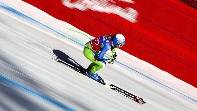"""Veith in Cortina: """"Noch weit weg vom Rennfahren"""" (Bild: GEPA)"""