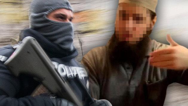 Terrorzelle von Mirsad O. endgültig zerschlagen (Bild: APA/Elmar Gubisch, Social Media)
