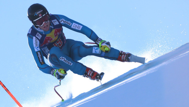 Kilde Schnellster im 1. Training, ÖSV-Stars zurück (Bild: GEPA)