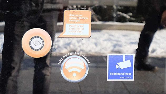 Derzeit gibt es nur in 29 Straßenbahnen eine Videoüberwachung. (Bild: Horst Einöder)