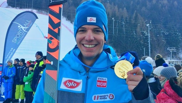 Markus Salcher (Bild: ÖSV)
