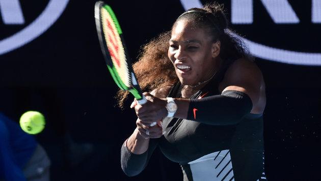 Serena gegen Venus! Williams-Duell im Finale (Bild: AFP or licensors)