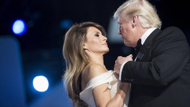 """Donald Trump: """"Ehrlich, Madonna ist widerlich"""" (Bild: AFP)"""