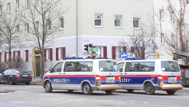 Der Anti-Terror-Einsatz in Graz (Bild: APA/ERWIN SCHERIAU)