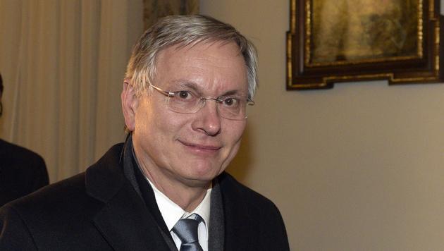 Sozialminister Alois Stöger (Bild: APA/HANS PUNZ)