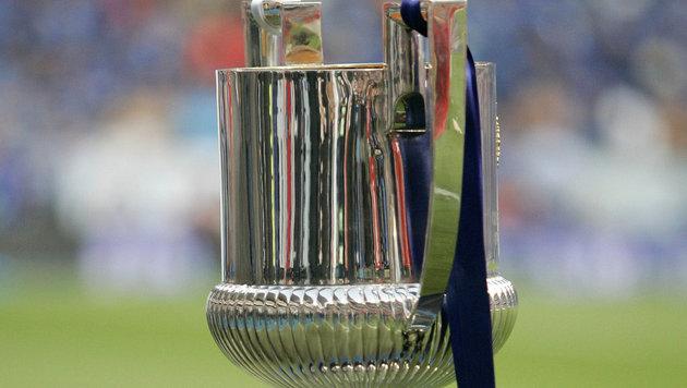 Kracher im Pokal! Atletico fordert Barca heraus (Bild: GEPA)
