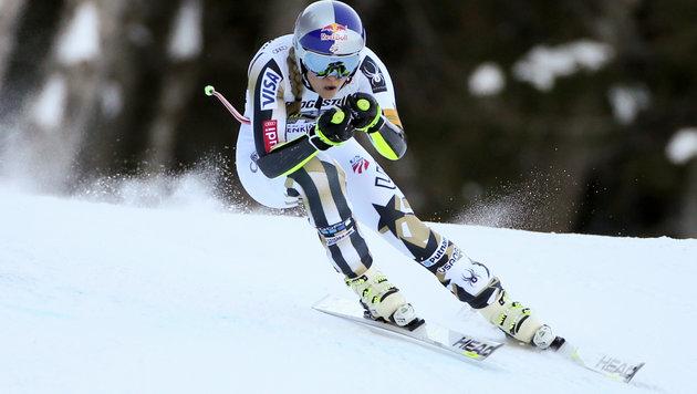 Lindsey Vonn: Provokante Ansage an Ski-Herren (Bild: GEPA)