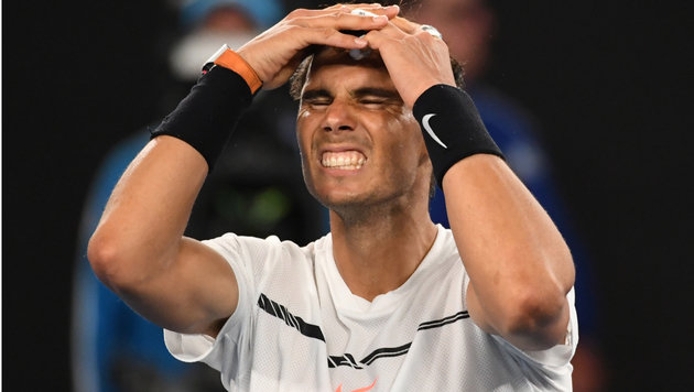 Nadal fixiert nach Marathon-Thriller Traumfinale (Bild: AFP)