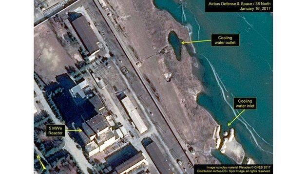 Schon am 18.1. zeigten Bilder offenbar, dass Nordkorea Vorbereitungen für den Neustart traf. (Bild: 38north.org)