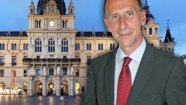 Politikwissenschafter Peter Filzmaier analysiert die Lage zur bevorstehenden Wahl in Graz. (Bild: wikipedia.com, Martin A. Jöchl)