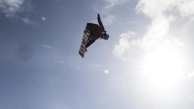 Gasser bei X-Games im Slopestyle zweimal gestürzt (Bild: Red Bull Contentpool)