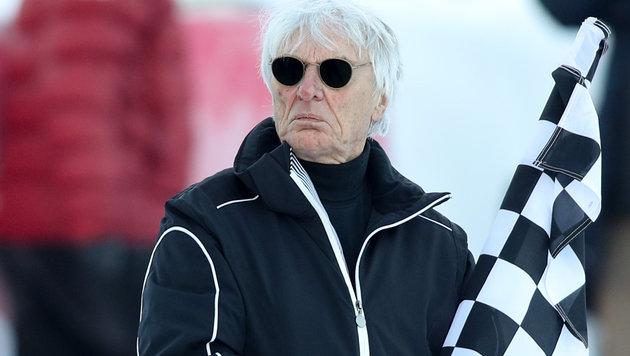 Mischt Ecclestone bald wieder in der Formel 1 mit? (Bild: GEPA)