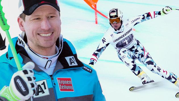 Pfeilschneller Reichelt rast zu Sieg in Garmisch! (Bild: GEPA)