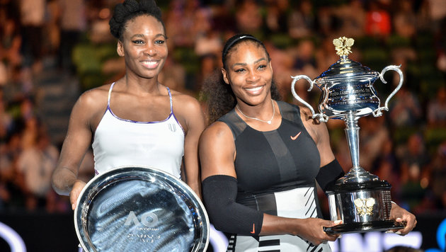 Serena Williams gewinnt ihren 23. Grand-Slam-Titel (Bild: AFP or licensors)