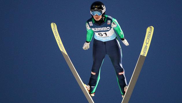 Skispringen: ÖSV-Damen verpassen erneut das Podest (Bild: GEPA)