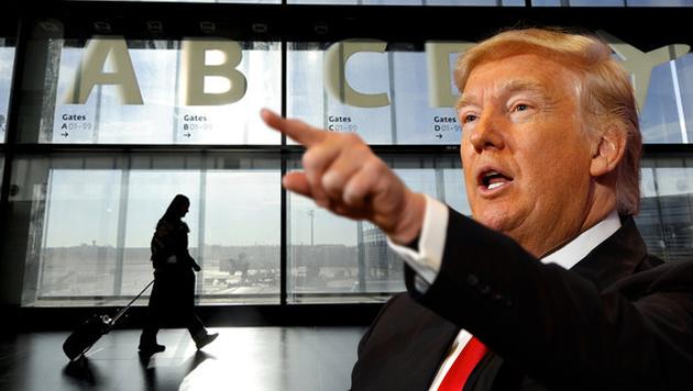 Erster Dämpfer für Trumps rigorosen Muslim-Bann