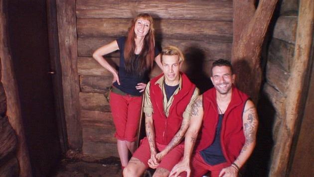 Hanka, Florian und Marc (Bild: RTL)