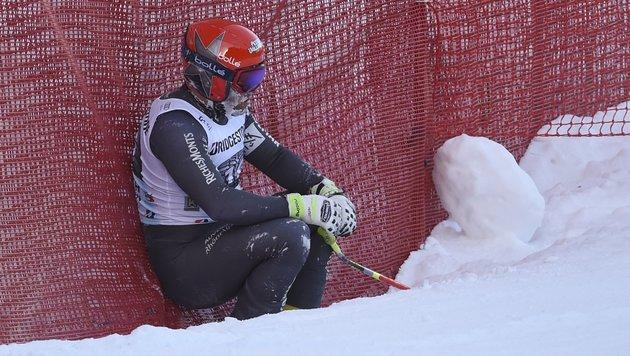 Pfeilschneller Reichelt rast zu Sieg in Garmisch! (Bild: AP)