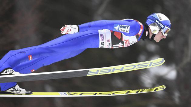 Gregor Schlierenzauer (Bild: AP)