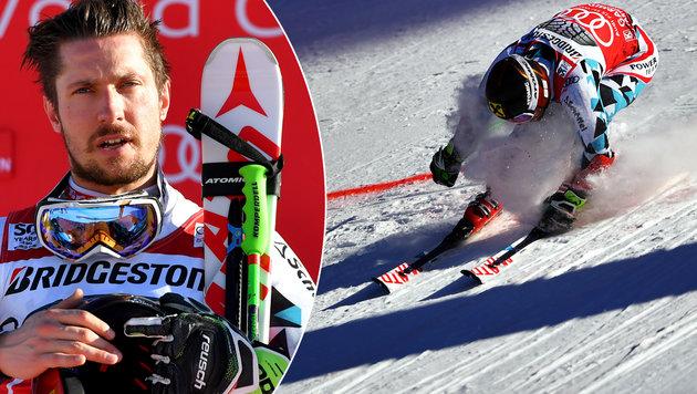 Hirscher gewinnt mit Husarenritt in Garmisch (Bild: GEPA pictures)