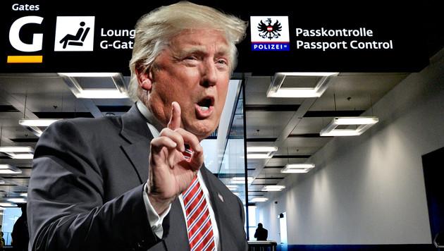"""Pilz fordert Einreiseverbot für """"Gefährder"""" Trump (Bild: APA/HANS KLAUS TECHT, AP)"""