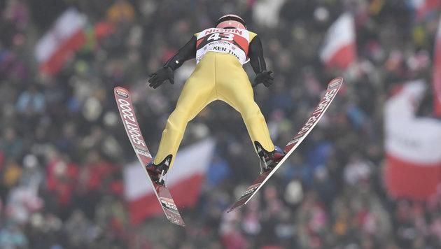 Manuel Fettner (Bild: AP)