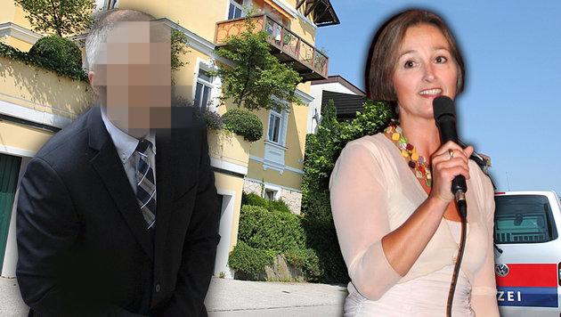 """Helmut St. (41) wurde für den Mord an der Tanzlehrerin Ingrid Sch. (51) verurteilt. (Bild: APA/ROLAND SCHLAGER, SALZI.AT, """"Krone"""")"""