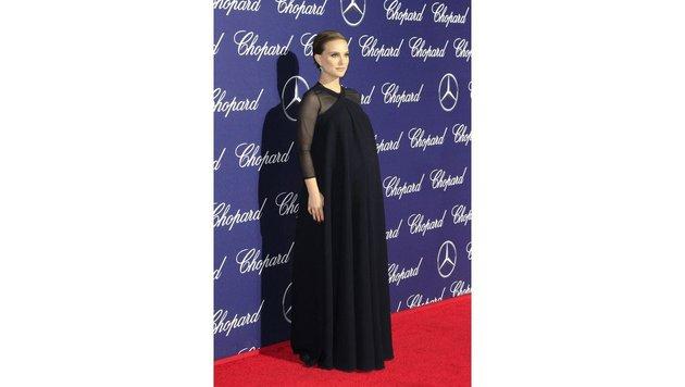 "Natalie Portman Anfang Jänner beim ""Palm Springs International Film Festival"" (Bild: EPA)"