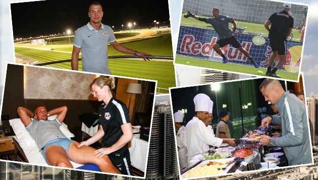24 Stunden mit der Nummer eins in Dubai (Bild: GEPA pictures / Felix Roitter)