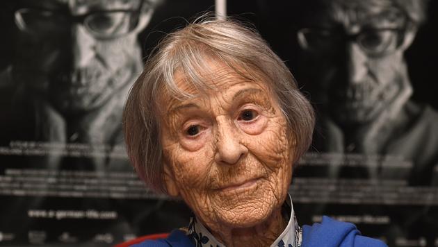 Goebbels-Sekretärin mit 106 Jahren gestorben (Bild: AFP)