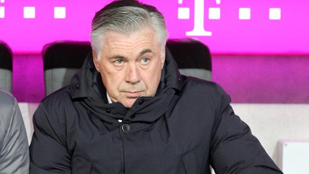 """Bayerns Ancelotti: Wie der Sport ihn """"zerstörte"""" (Bild: GEPA)"""