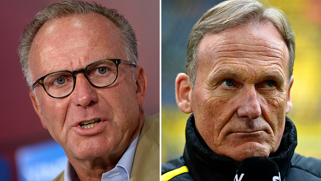 """Bosse von Bayern & BVB: """"Mammut-WM """"ist Unsinn!"""" (Bild: APA/dpa/Andreas Gebert; AFP)"""