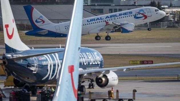 Die beschlossene Halbierung der Flugabgabe ist aus Salzburger Sicht ein wichtiger Schritt. (Bild: Franz Neumayr)