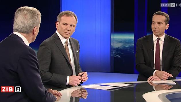 Regierung über Neuwahl-Spekulationen verärgert (Bild: ORF)
