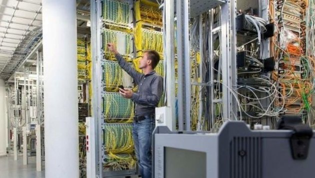 Saalbach wird ans Kabelnetz angeschlossen (Bild: Salzburg AG)