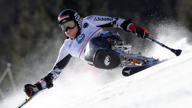 Zweite Goldene bei Para-Ski-WM für Claudia Lösch (Bild: GEPA)