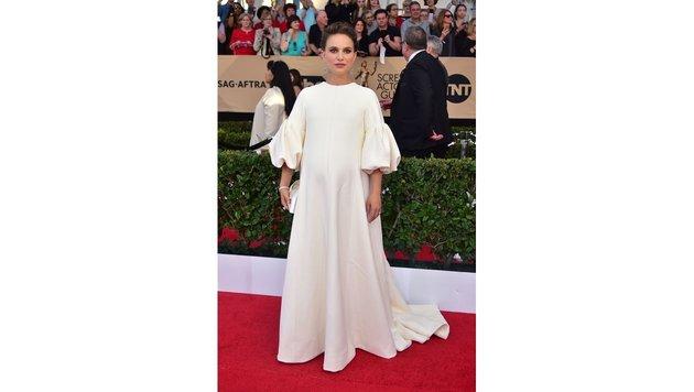 """Natalie Portman bei den """"Screen Actors Guild Awards"""" (Bild: AFP)"""