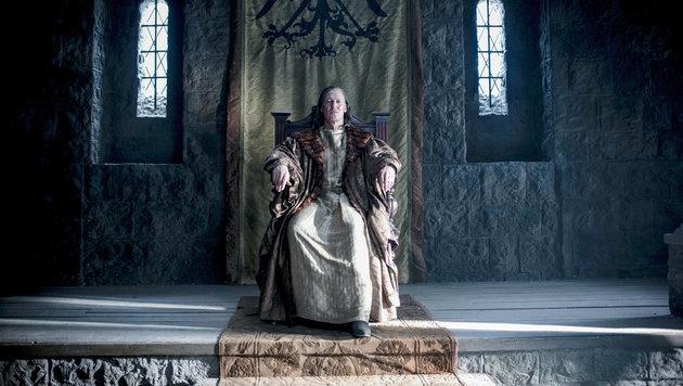 Tobias Moretti als Kaiser Friedrich III. (Bild: ORF)