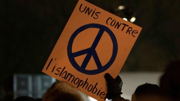 """Quebec-Mörder """"ist ein rechter Ultra-Nationalist"""" (Bild: AFP)"""