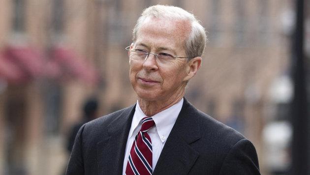 Der neue kommissarische US-Justizminister Dana Boente (Bild: Associated Press)
