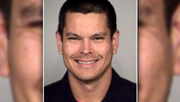 Für Matthew Luckhurst ist der Polizeidienst vorbei. (Bild: San Antonio Police)