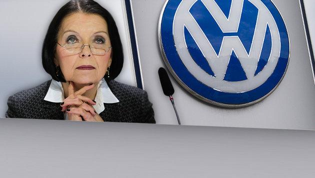 Empörung: Das ist die 13-Millionen-Euro-Frau! (Bild: AP/Markus Schreiber, APA/AFP/ODD ANDERSEN)