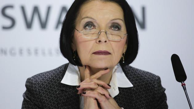 Empörung: Das ist die 13-Millionen-Euro-Frau! (Bild: AP)