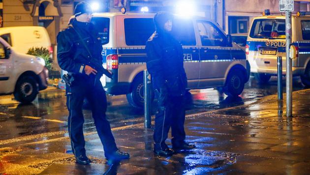 Berlin: Im letzten Moment Terroranschlag vereitelt (Bild: AFP)