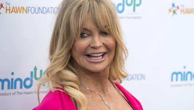 Goldie Hawn (Bild: AFP)